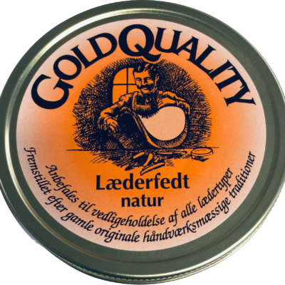 Læderfedt Gold Quality